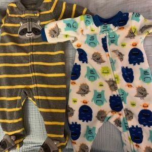 Carter's Simple Joy onesies